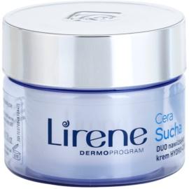 Lirene Dry Skin crema de fata hidratanta 24 de ore  50 ml