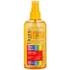 Lirene Vital Code bőrpuhító olaj testre  150 ml
