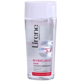 Lirene Whitening Toner To Unify The Color Of Skin Tone  200 ml