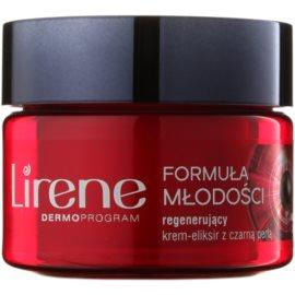 Lirene Youthful Formula 55+ Anti-Wrinkle Regenerating Night Cream  50 ml