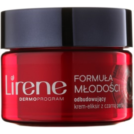 Lirene Youthful Formula 65+ intensive regenerierende Nachtcreme  50 ml