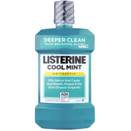 Listerine Cool Mint szájvíz a friss leheletért  1500 ml