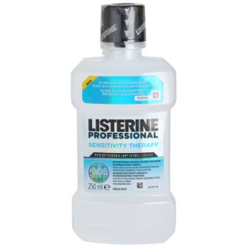 Listerine Sensitivity Therapy ústní voda pro citlivé zuby  250 ml