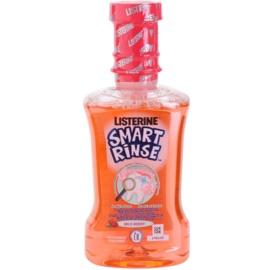 Listerine Smart Rinse Mild Berry вода за уста за деца   250 мл.