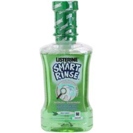 Listerine Smart Rinse Mild Mint płyn do płukania jamy ustnej dla dzieci  250 ml