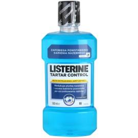 Listerine Tartar Control szájvíz fogkő ellen  500 ml