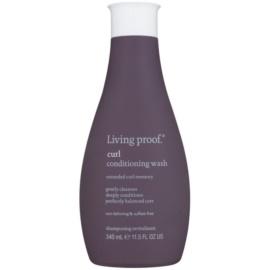 Living Proof Curl champô para cabelos cacheados sem sulfatos  340 ml