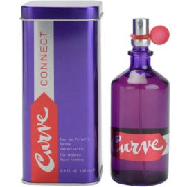 Liz Claiborne Curve Connect Eau de Toilette für Damen 100 ml