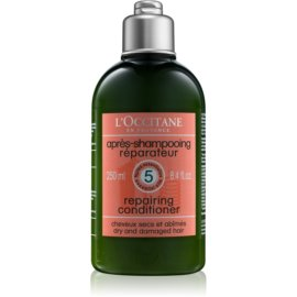 L'Occitane Hair Care balzam za suhe in poškodovane lase  250 ml