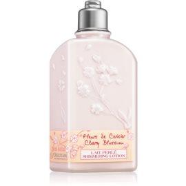 L'Occitane Fleurs de Cerisier  leche corporal  250 ml