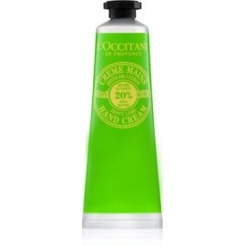L'Occitane Shea Butter crema de manos con aroma a lima  30 ml
