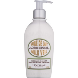 L'Occitane Amande Hydrating Body Lotion With Smoothing Effect  240 ml