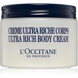 L'Occitane Karité crema corporal para pieles secas y muy secas  200 ml