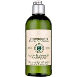 L'Occitane Aromachologie szampon do wzmocnienia włosów  300 ml