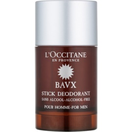 L'Occitane Bavx Deodorant Stick Without Alcohol  75 ml