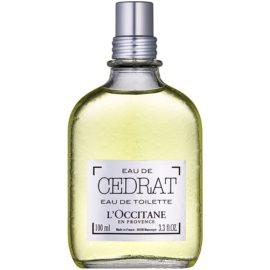 L'Occitane Cedrat Eau de Toilette für Herren 100 ml