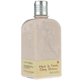 L'Occitane Fleurs de Cerisier lotiune de corp  250 ml