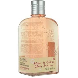 L'Occitane Fleurs de Cerisier gel de duche  250 ml