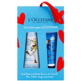 L'Occitane Hugs and Kisses zestaw kosmetyków II.