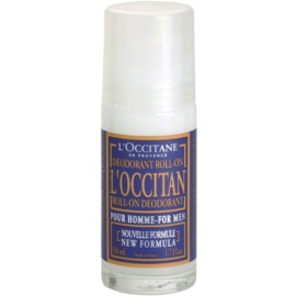 L'Occitane Pour Homme Deodorant roll-on pentru barbati  50 ml