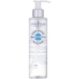 L'Occitane Karité arctisztító víz  200 ml