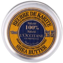 L'Occitane Karité BIO 100% bambucké maslo pre suchú pokožku  10 ml