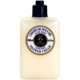 L'Occitane Karité sprchový krém  250 ml