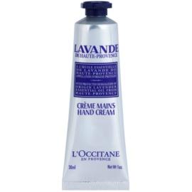 L'Occitane Lavande Hand & Nail Cream With Shea Butter  30 ml