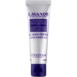 L'Occitane Lavande čisticí gel na ruce  30 ml