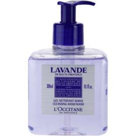 L'Occitane Lavande tekuté mýdlo na ruce  300 ml