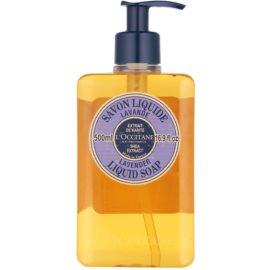 L'Occitane Lavande Liquid Soap With Shea Butter  500 ml