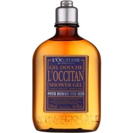 L'Occitane L'Occitan tusfürdő gél testre és hajra uraknak  250 ml