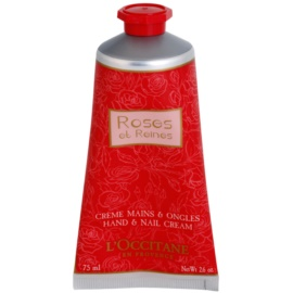 L'Occitane Rose Handcreme mit Rosenduft  75 ml
