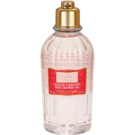 L'Occitane Rose jemný sprchový gel  250 ml