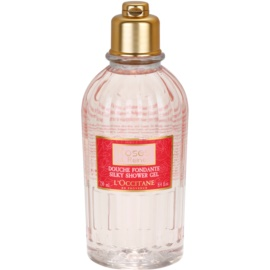 L'Occitane Rose nežni gel za prhanje  250 ml