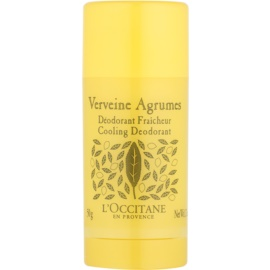 L'Occitane Verveine Agrumes Deodorant Stick for Women 50 g
