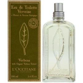 L'Occitane Verveine eau de toilette nőknek 100 ml