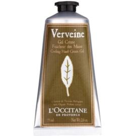 L'Occitane Verveine Handcreme mit kühlender Wirkung  75 ml