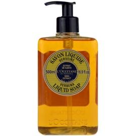 L'Occitane Verveine tekuté mýdlo  500 ml