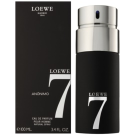 Loewe 7 Loewe Anonimo parfémovaná voda pro muže 100 ml