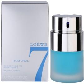 Loewe 7 Natural toaletní voda pro muže 50 ml
