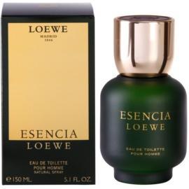 Loewe Esencia Loewe Eau de Toilette für Herren 150 ml