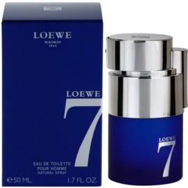 Loewe Loewe 7 for Men toaletná voda pre mužov 50 ml