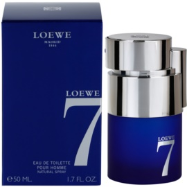 Loewe Loewe 7 for Men toaletní voda pro muže 50 ml