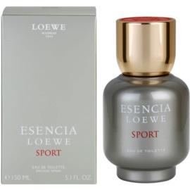 Loewe Esencia Loewe Sport eau de toilette férfiaknak 150 ml