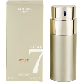Loewe 7 Sport eau de toilette férfiaknak 100 ml