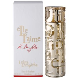 Lolita Lempicka Elle L'aime A La Folie Eau de Parfum für Damen 80 ml