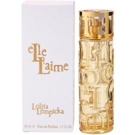 Lolita Lempicka Elle L'aime парфумована вода для жінок 80 мл