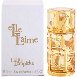 Lolita Lempicka Elle L'aime Eau de Parfum para mulheres 40 ml