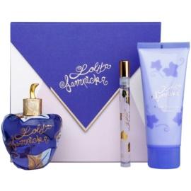 Lolita Lempicka Le Premier Parfum ajándékszett II. Eau de Parfum 100 ml + Eau de Parfum 7 ml + testápoló tej 100 ml